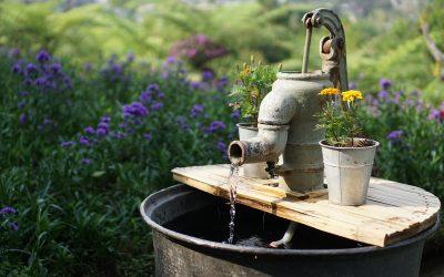 Pompe à eau manuelle 2020: Test et recommandations