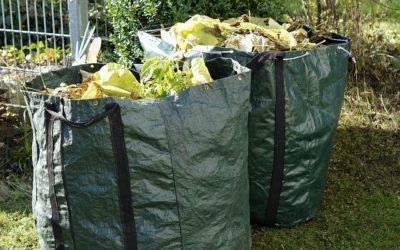 Meilleur sac de jardin pour déchets vert : Test 2020