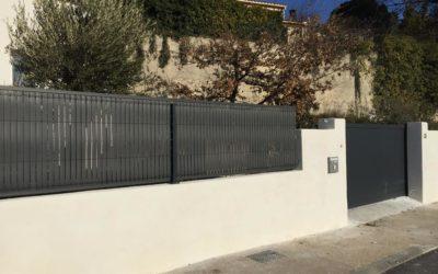 Choisir la clôture idéale pour délimiter votre jardin : Le grillage soudé rigide