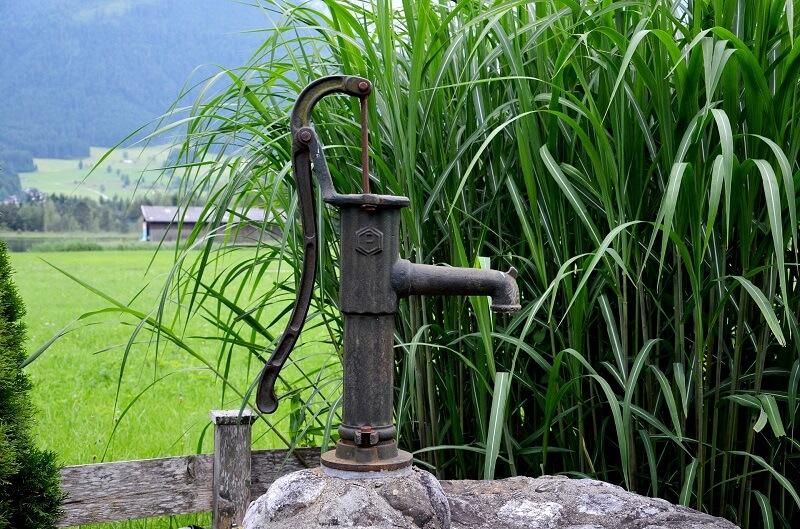 pompe a eau submersible