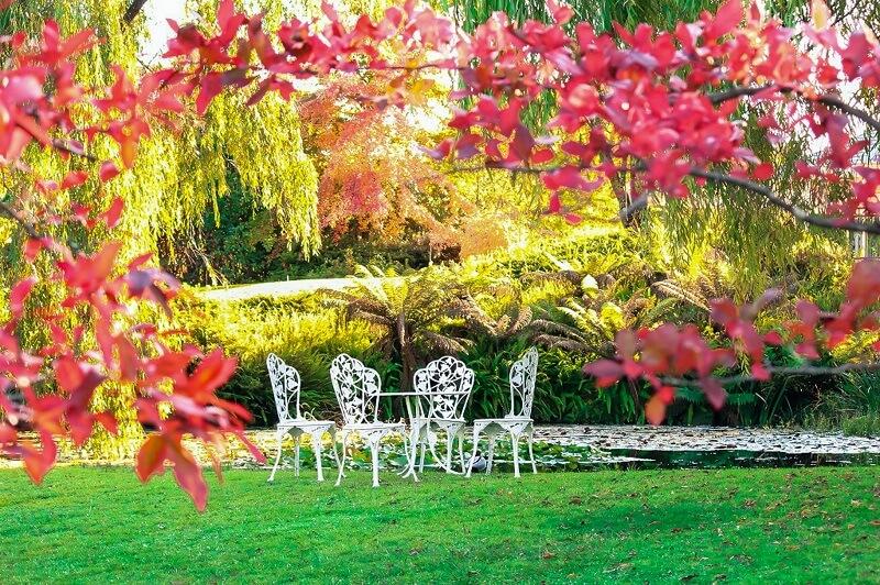 jardins avant la tonte