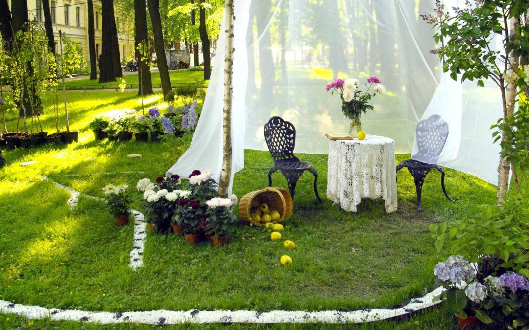 L'aménagement de son jardin, un plaisir plus qu'un travail !